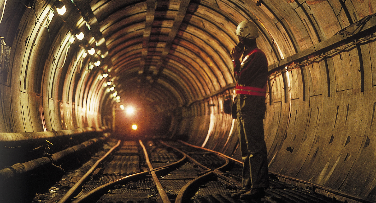channel tunnel project management